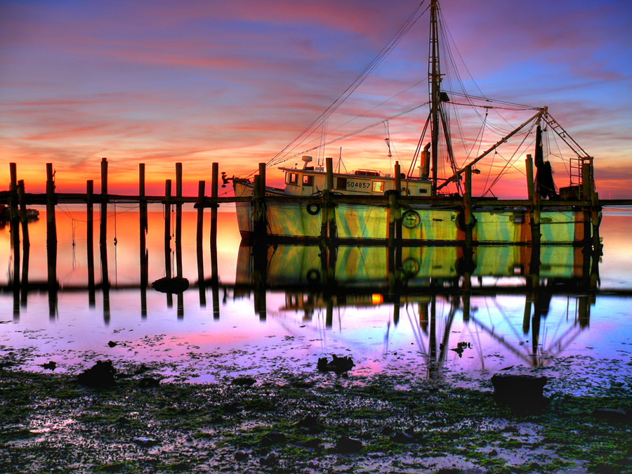 Photograph Evening Tides by John Adams on 500px