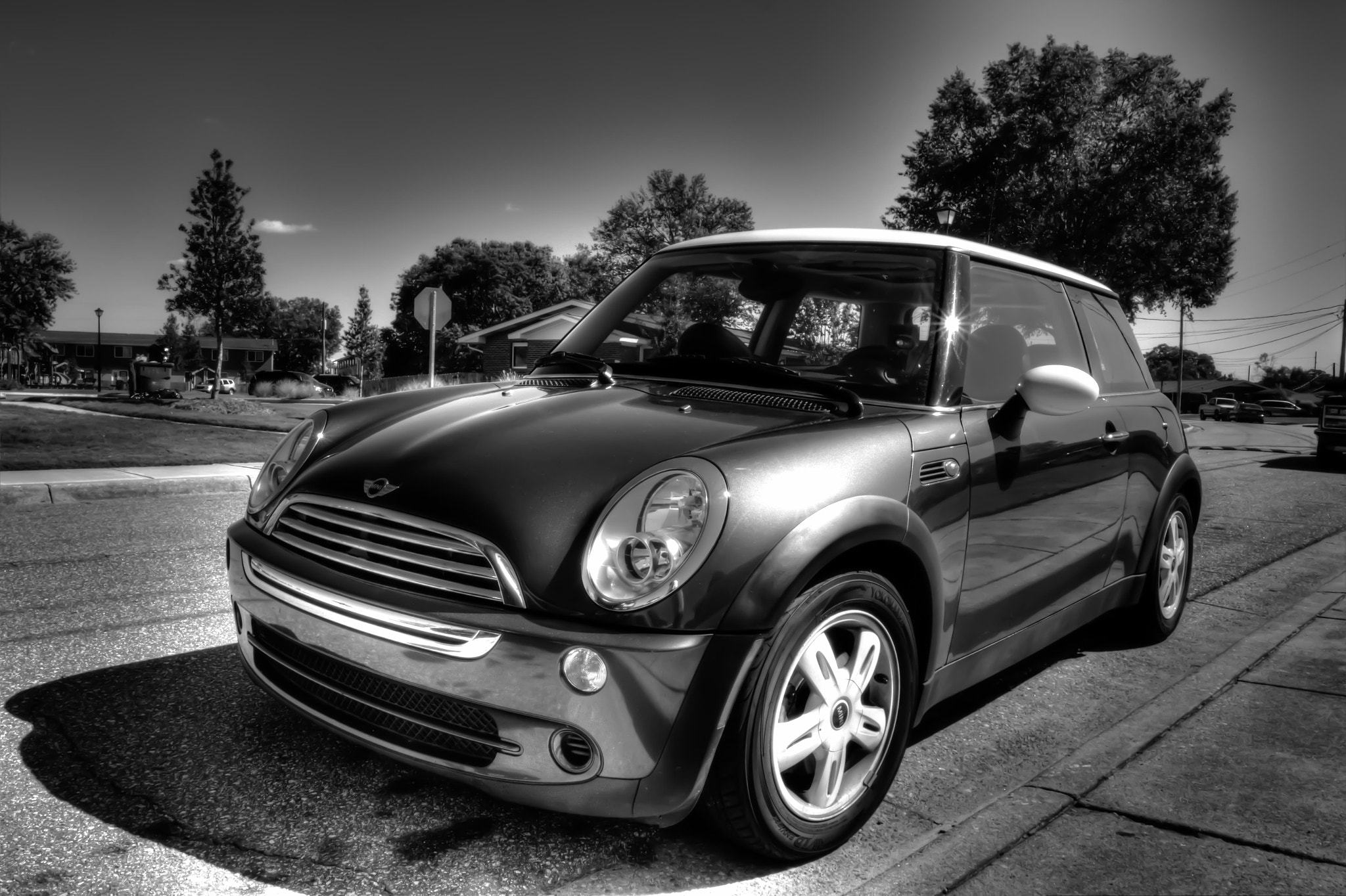 Photograph THE mini by Justin Robinson on 500px
