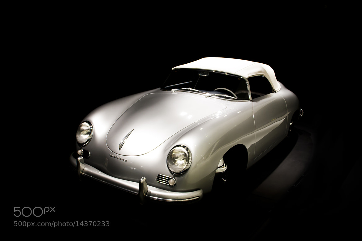 Photograph Porsche 356 Speedster by Jan W on 500px