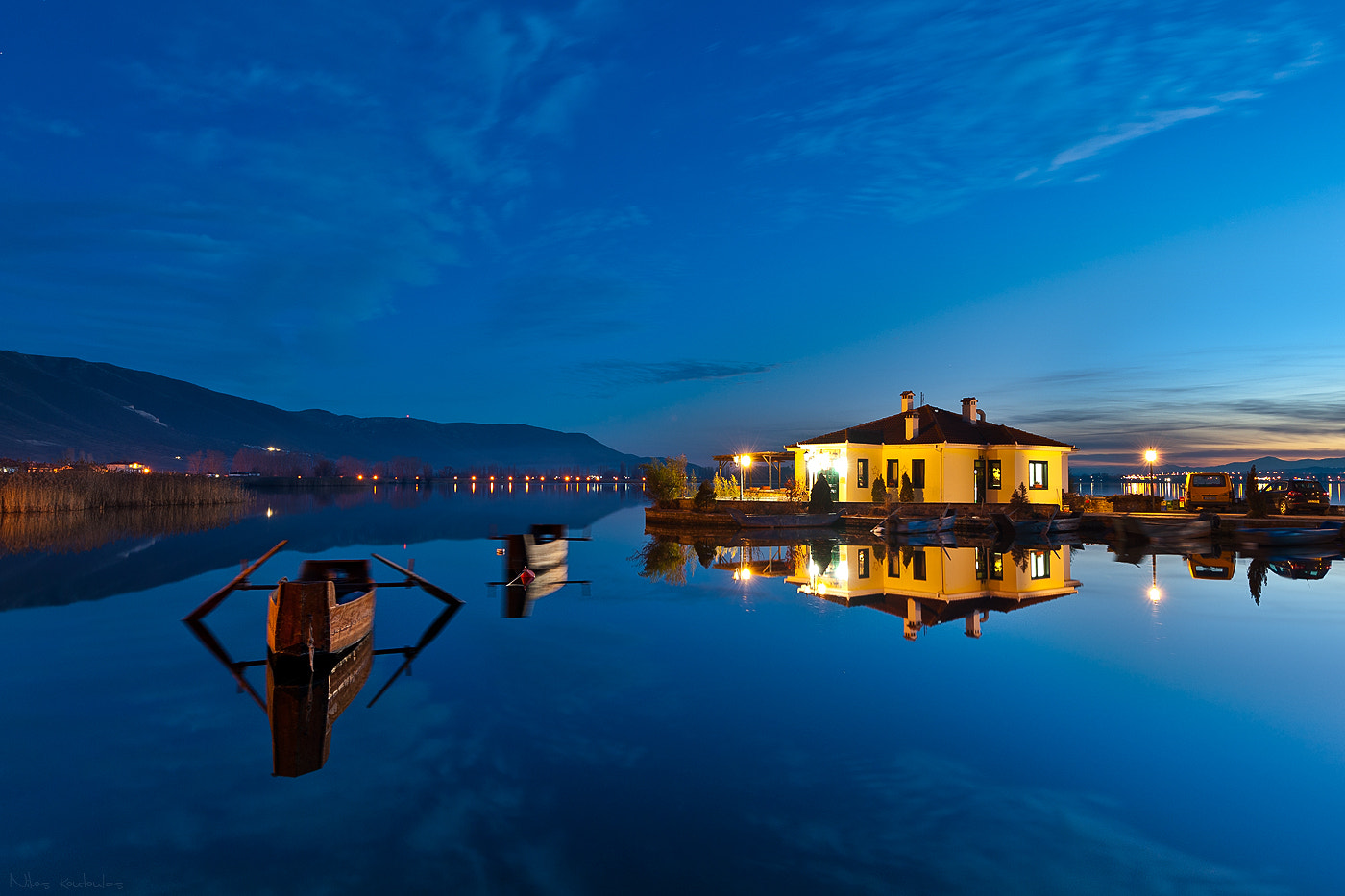 Photograph Reflections by Nikos Koutoulas on 500px