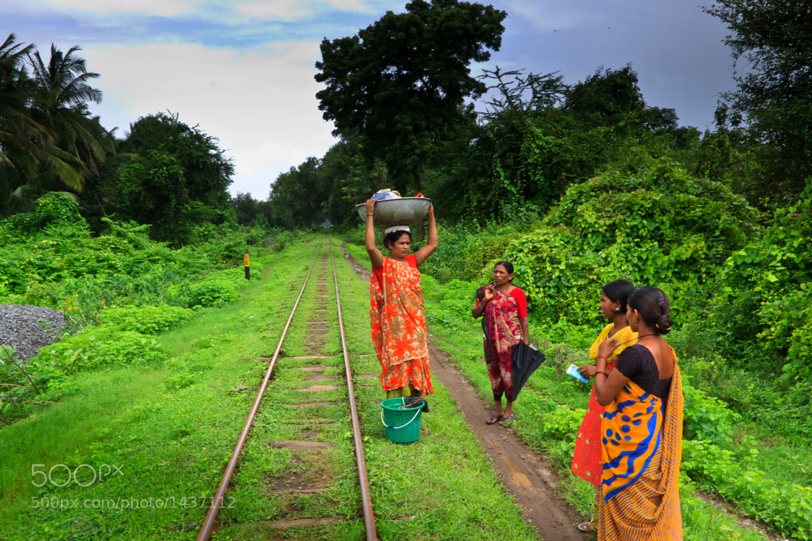 Photograph Mid Rail-Track Conference by Neha & Chittaranjan Desai on 500px