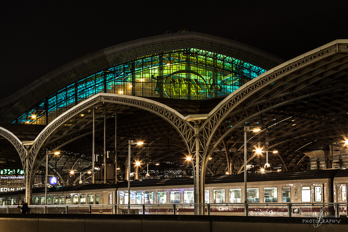 Photograph Cologne Central Train Station by Stefan Brenner on 500px