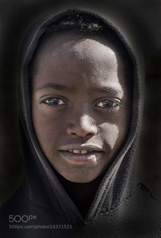 Photograph Big Black Eyes by Csilla Zelko on 500px