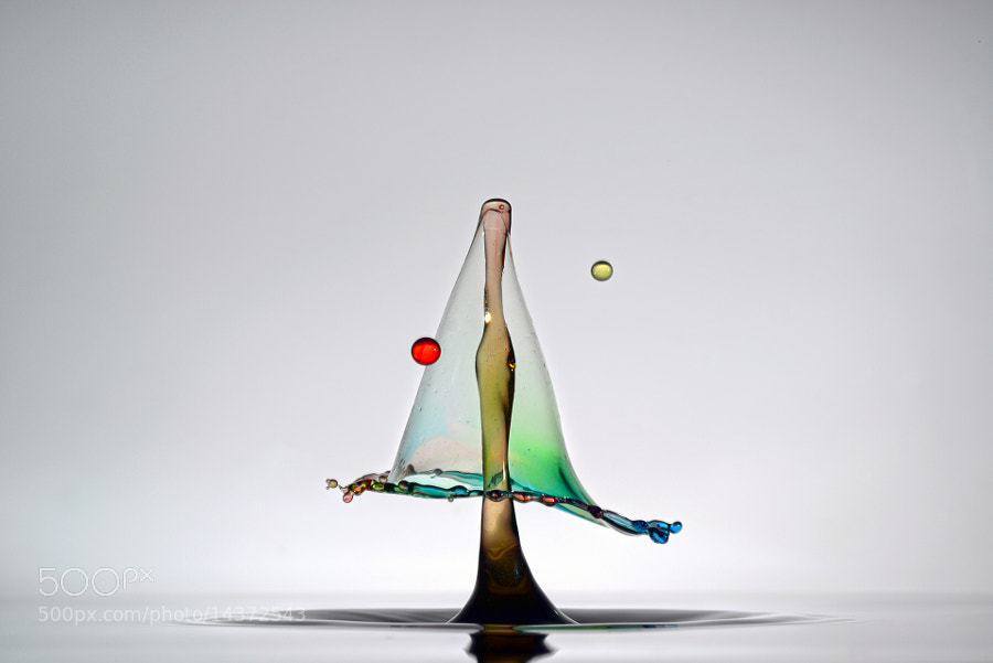 Liquid Art by Leon Dafonte Fernandez fine art photographs of water drops and liquids. http://liquid-moments.com