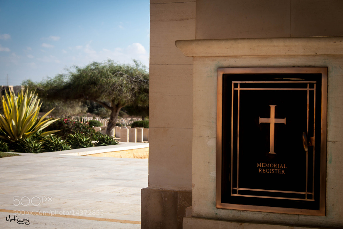 Photograph British Memorial at El Alamein / Egypt by Mohamed Hegazi on 500px