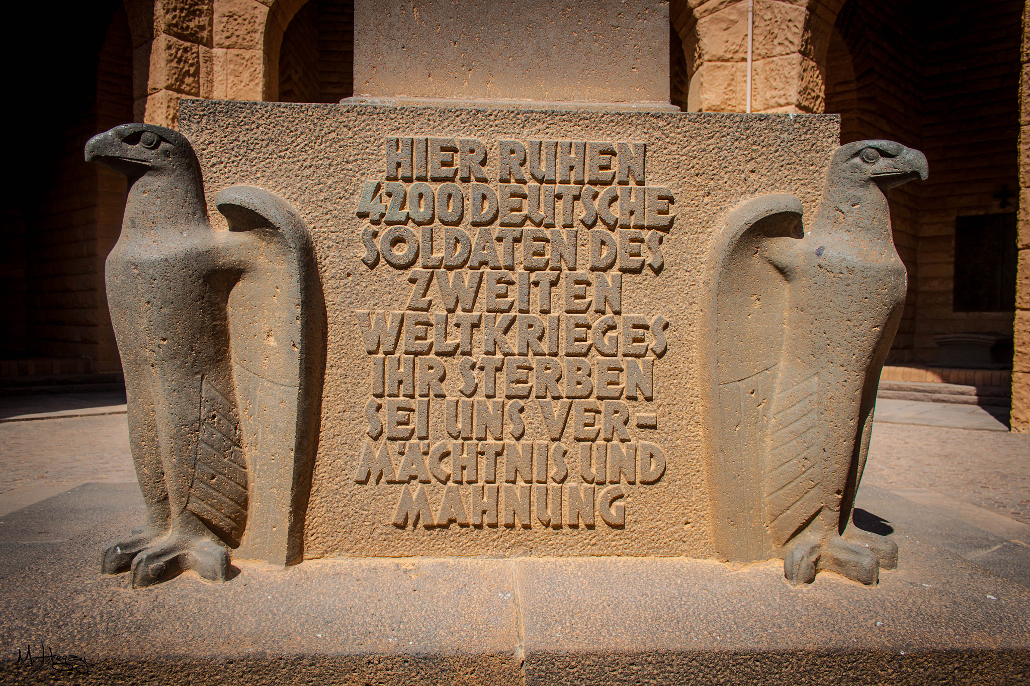 Photograph German Memorial at El Alamein / Egypt by Mohamed Hegazi on 500px