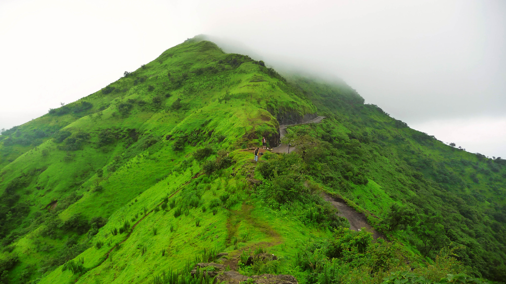 Photograph Singhad Hills by Mohit Yadav on 500px