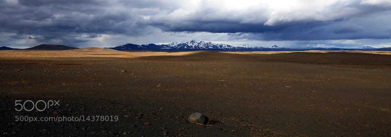 Photograph Highland Desert by Thomas Rawyler on 500px