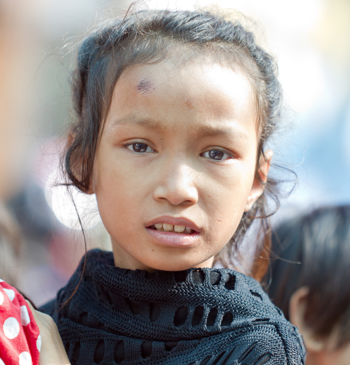 Photograph Little Girl in Cambodia by Ian Kydd'Miller on 500px