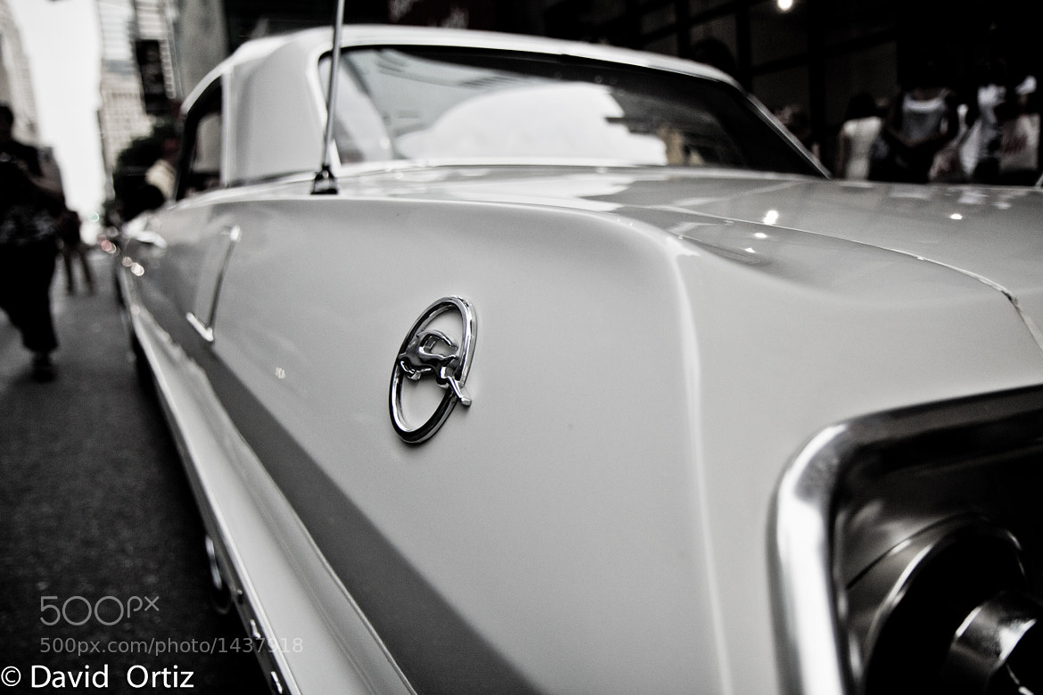 Photograph Low Rider in Times Square by Dave Ortiz on 500px