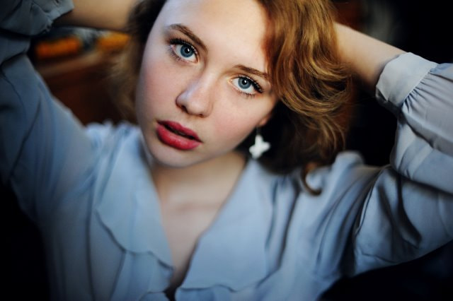 Photograph Sarah by Emily Tebbetts on 500px