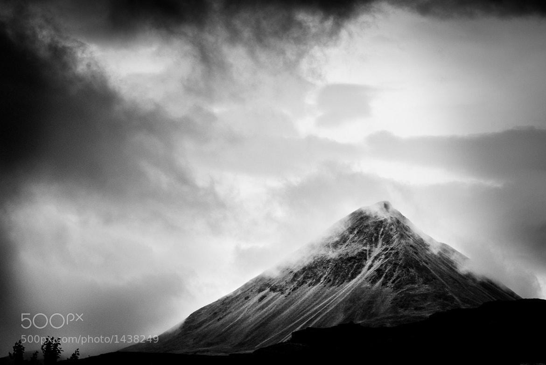 Photograph Mount Baula by Thorsten Scheuermann on 500px