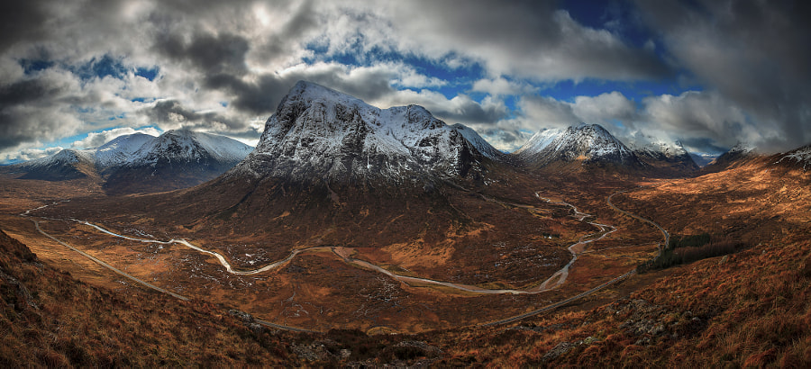Glencoe by Florent Criquet on 500px.com