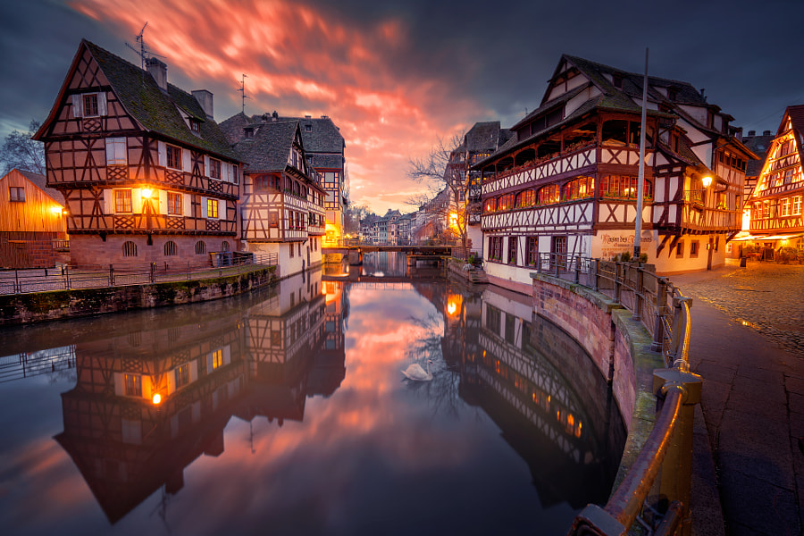 Strasbourg by İlhan Eroglu on 500px.com