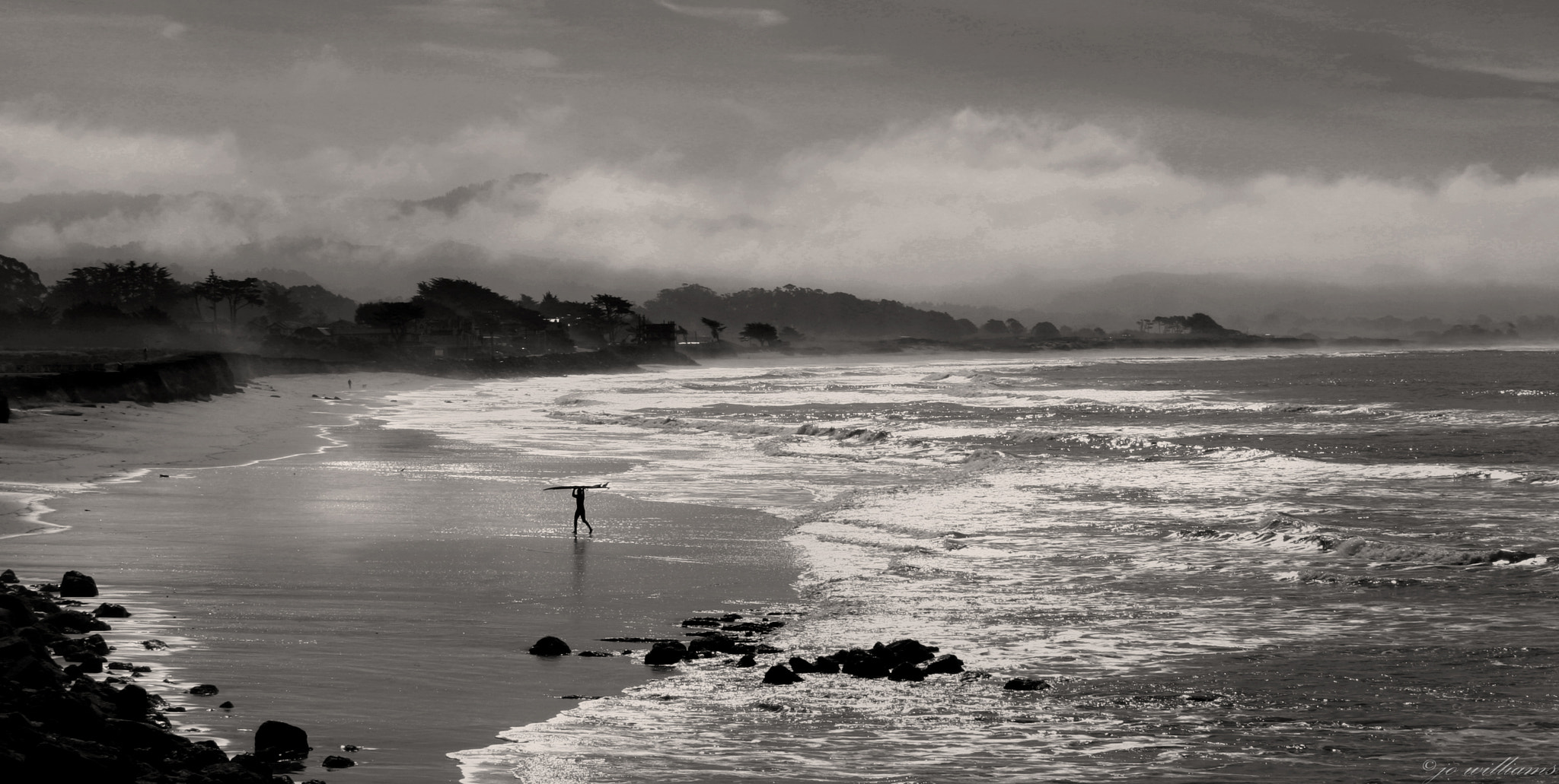 Photograph The Surfer by jo williams on 500px