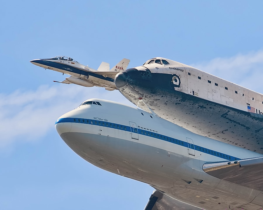 Photograph Three Cockpits of Ingenuity by Andrew J. Lee on 500px