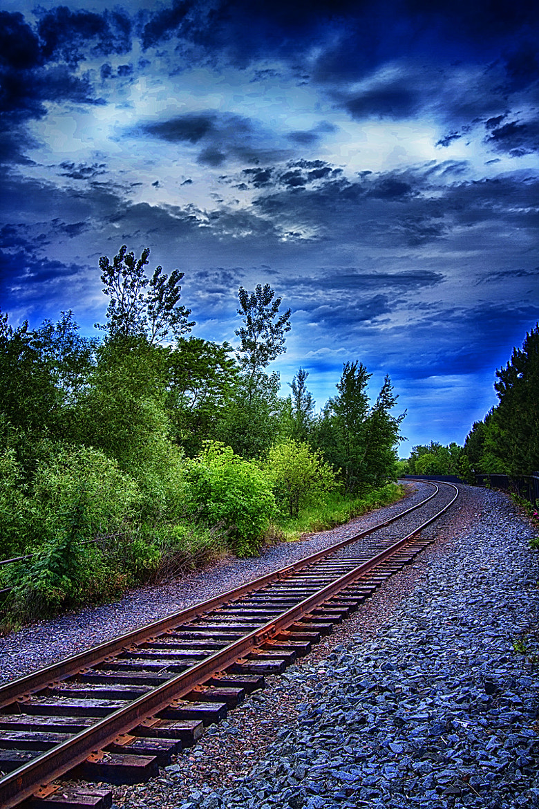 Photograph Duluth Railway by Linda Tiepelman on 500px