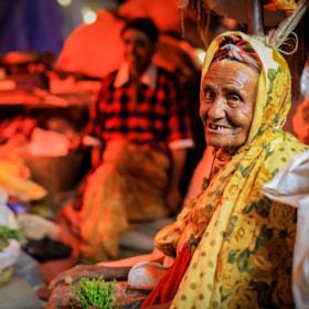 Etiyopya'lı Kadın