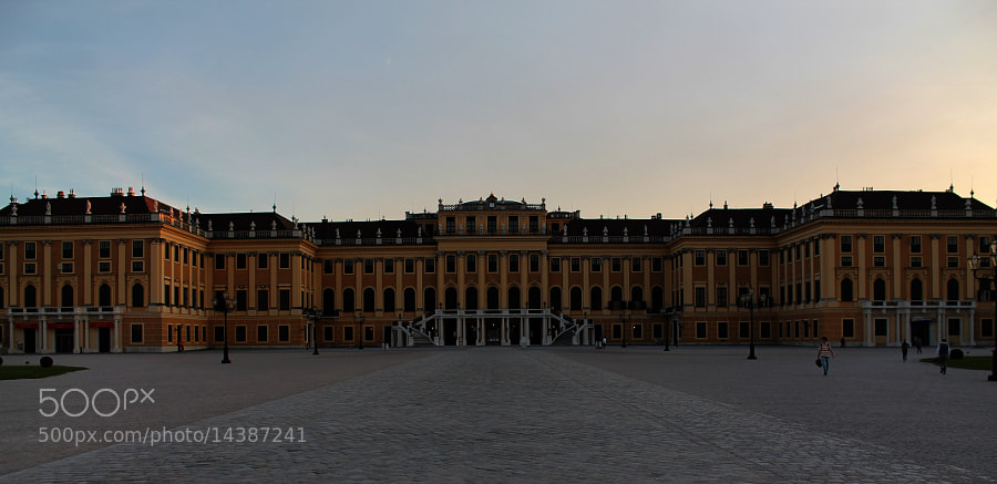 Photograph Schonbrunn by Hayk Gabriel Photography on 500px