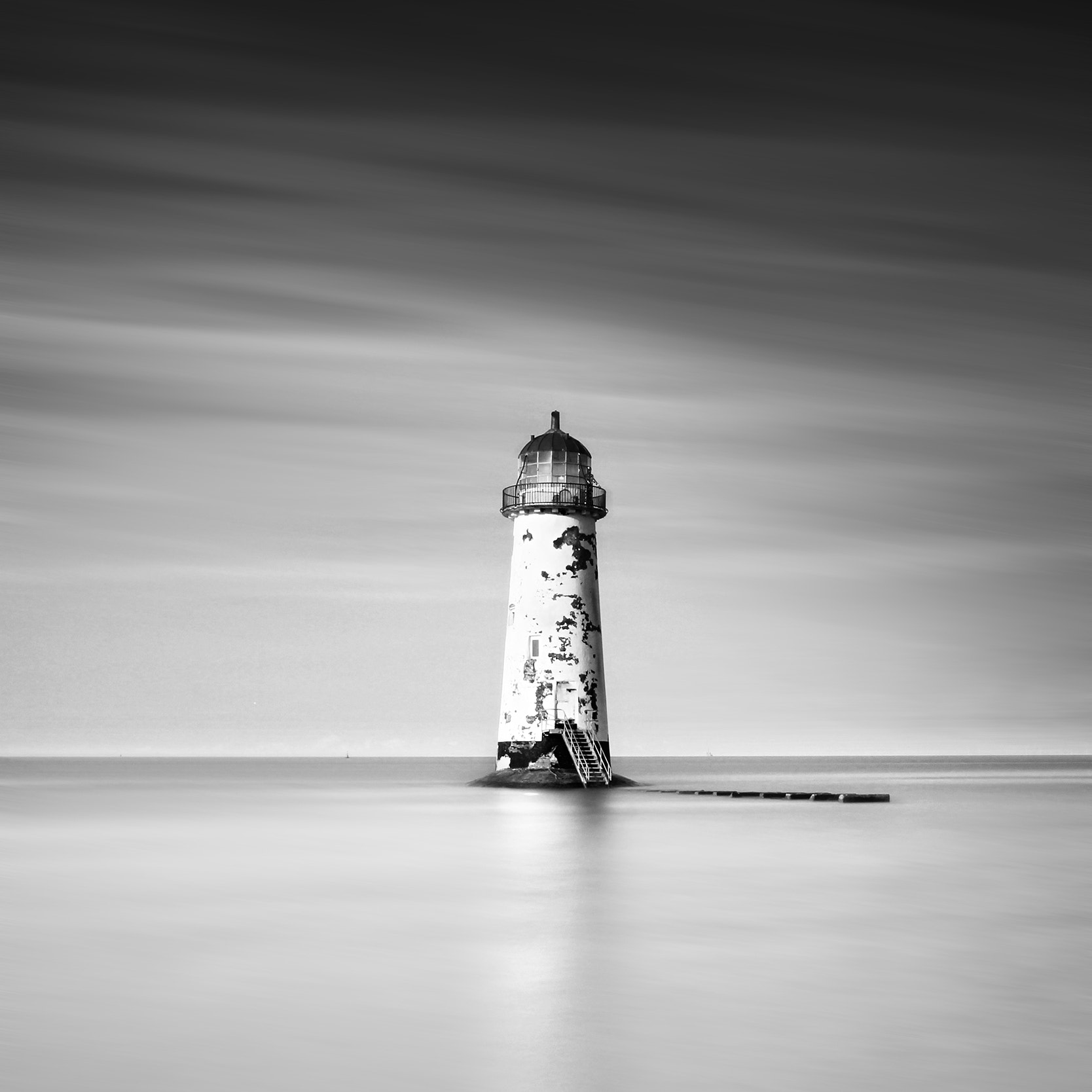 Photograph High tide at Point of ayr by Charlie Pragnell on 500px