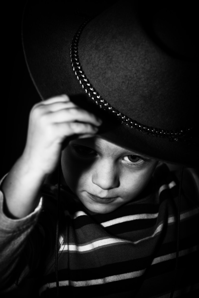 Photograph Cowboy by Eric Vorio on 500px