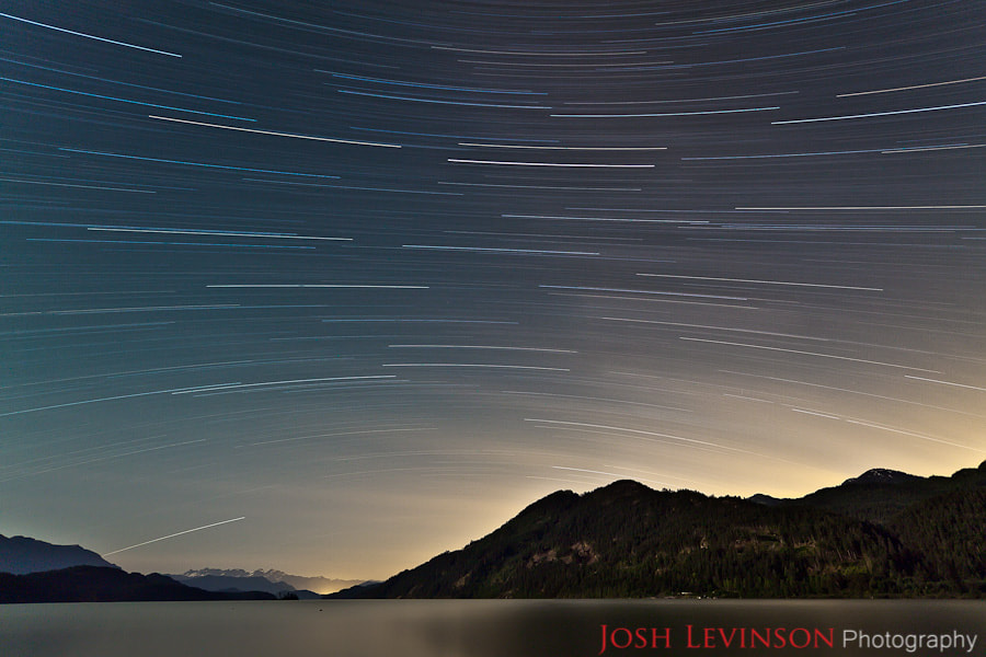 Photograph Light pollution by Josh Levinson on 500px