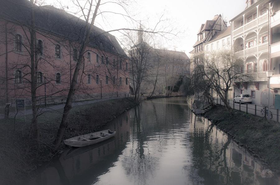 Bamberg Regnitz river by Anil Maharjan / 500px | @500px