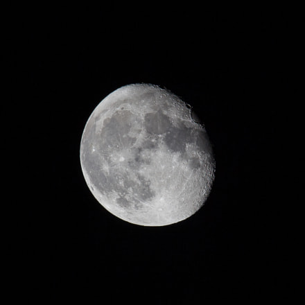Moonlight, Canon EOS 650D, Canon EF 28-300mm f/3.5-5.6L IS