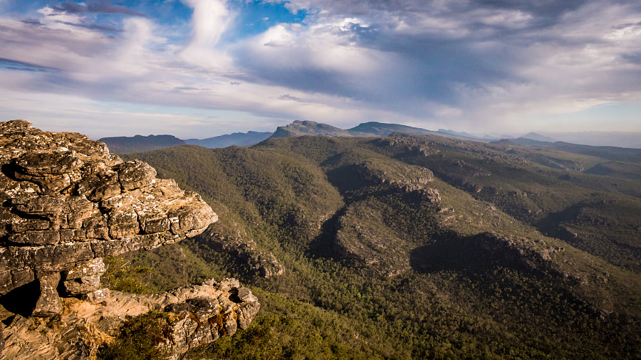 The Crocodile Mount Grambians National Park Victoria by Travis Chau on 500px.com