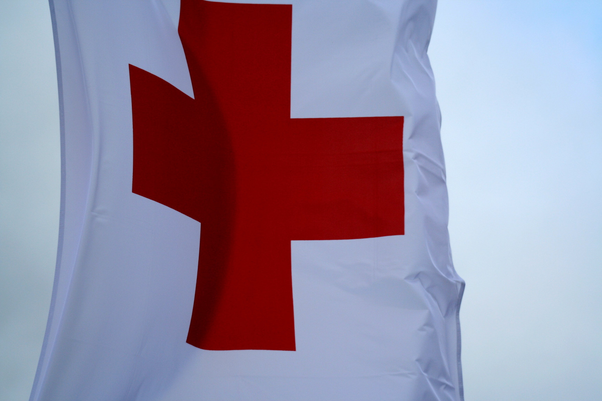 Photograph Red cross by Lionel Gouws on 500px