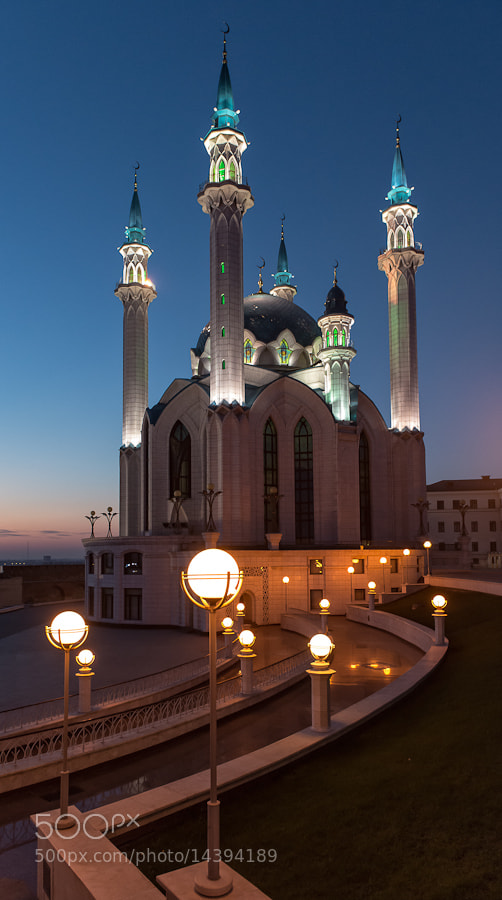 Photograph Mosque by Antonio Zarli on 500px