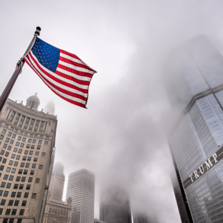 The Trump tower - Chicago, United States - Travel photography