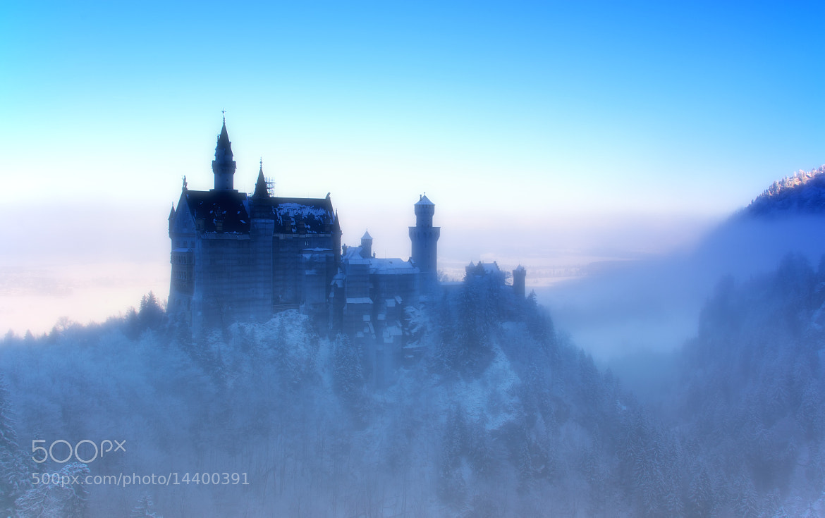 Photograph Schloss Neuschwanstein by Fabrizio Iacoviello on 500px