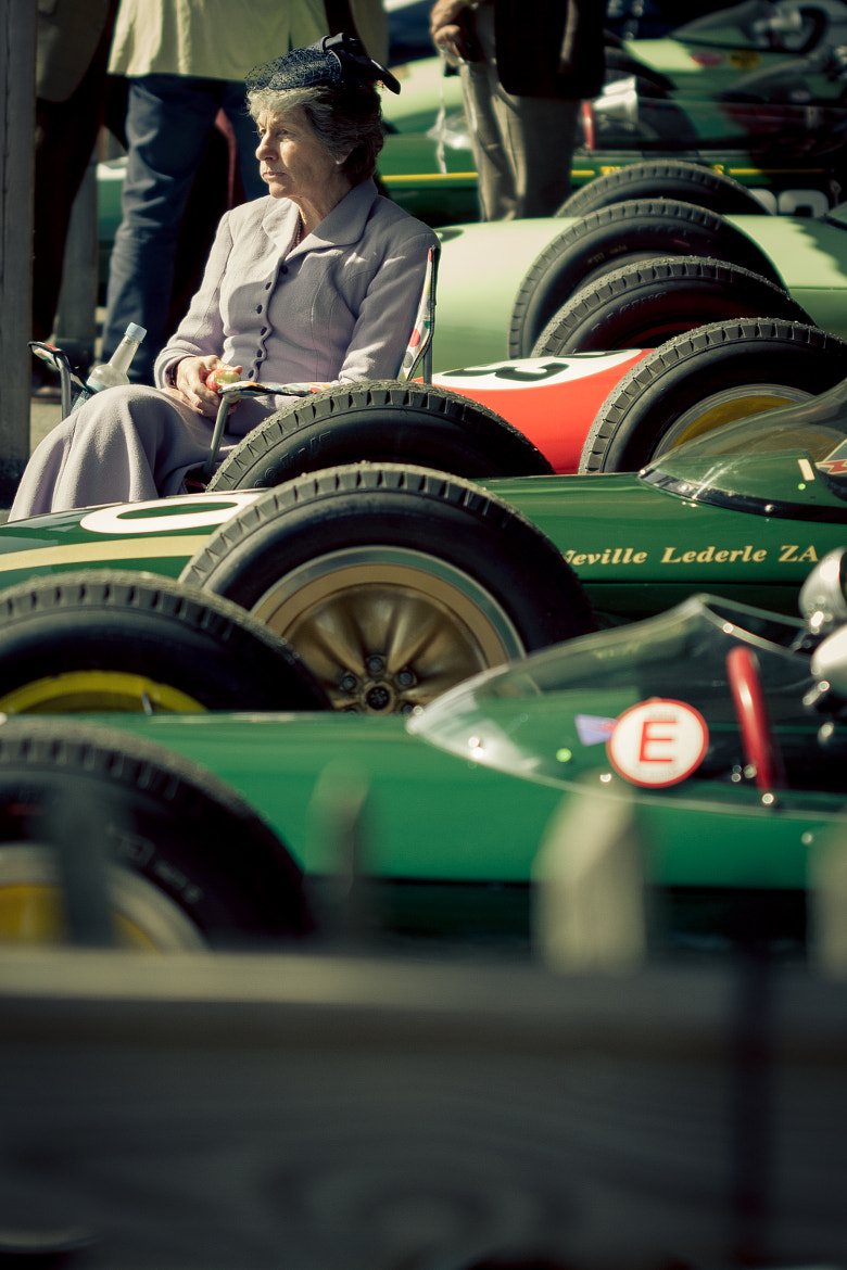 Photograph Goodwood Revival 2012 by Mike Griggs on 500px