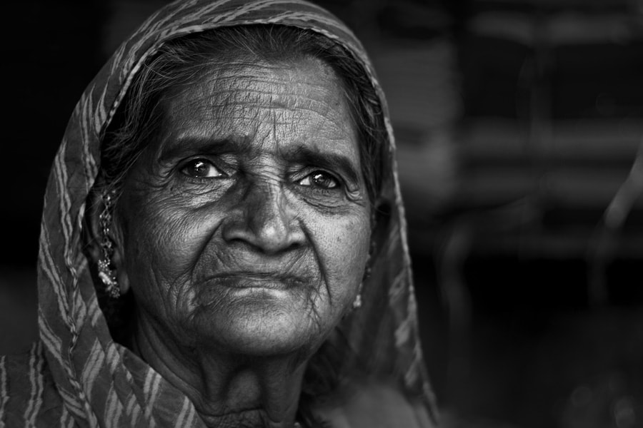 Photograph Portrait from India 13 by Zuhair Ahmad on 500px