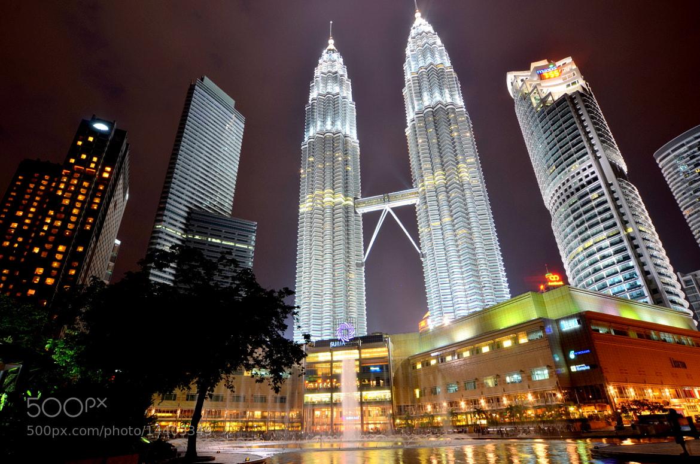 Photograph *** Petronas Towers, KL *** by Konstantin Tilikin on 500px