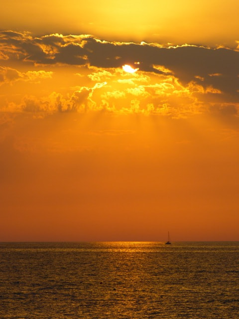 Photograph Golden sea by Marco Ganz on 500px