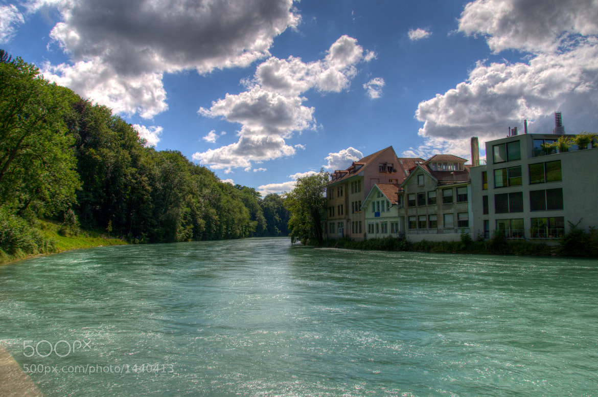 Photograph Aare in Bern by Ihar Mahaniok on 500px
