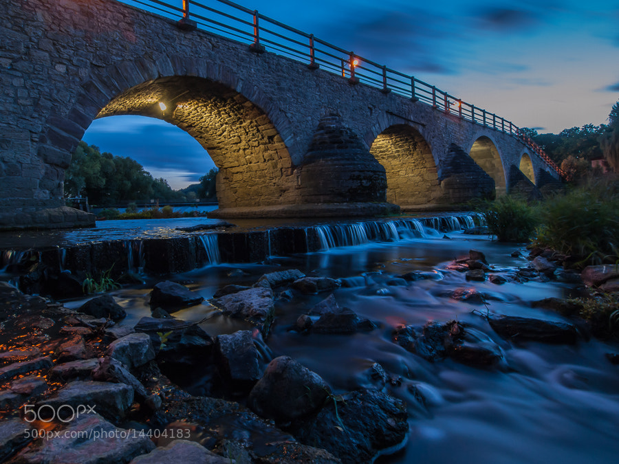 Photograph Bridge over troubled water by Christian Gaser on 500px