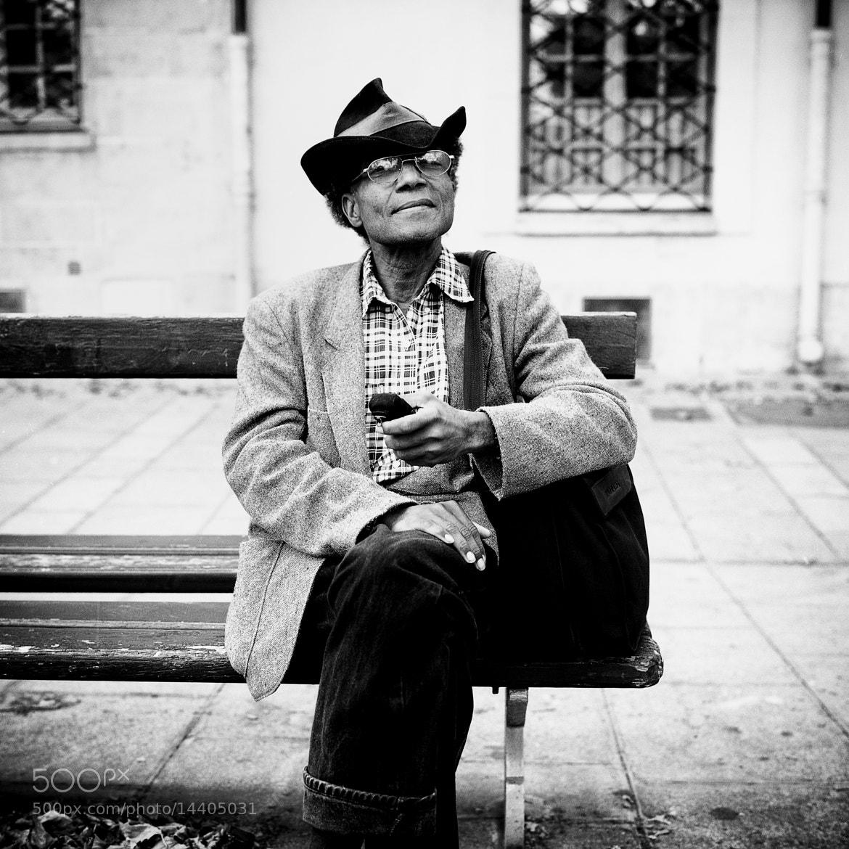 Photograph L'homme de passage by Fab William Alexander on 500px