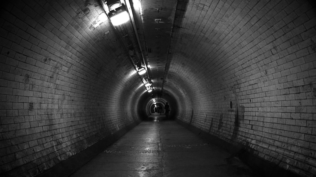 Photograph Greenwich Foot Tunnel by Stuart Miller on 500px