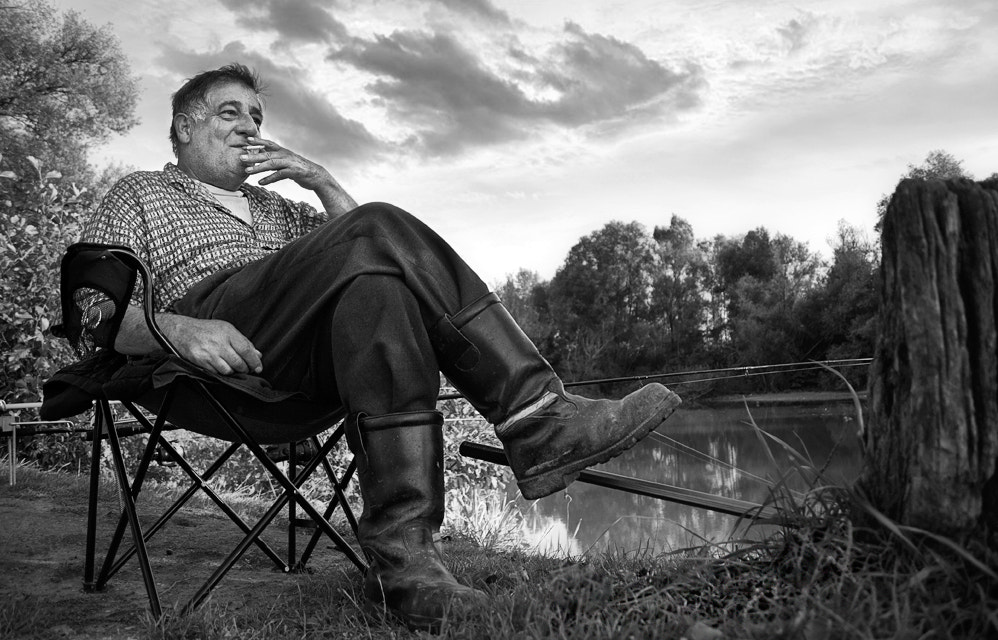 Photograph Fisherman, Samobor by Vlatko Skendrovic on 500px