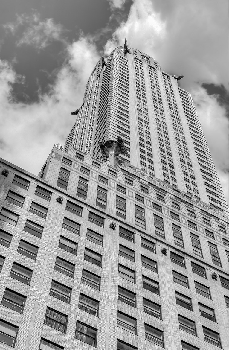 Photograph The Chrysler by Angel Escalante on 500px