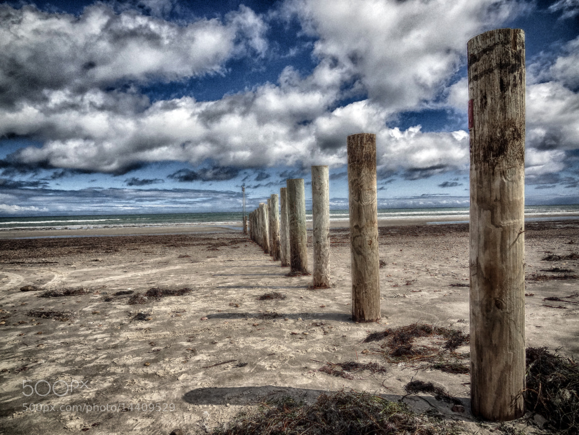 Photograph Silver Sands Beach by Dave McKay on 500px