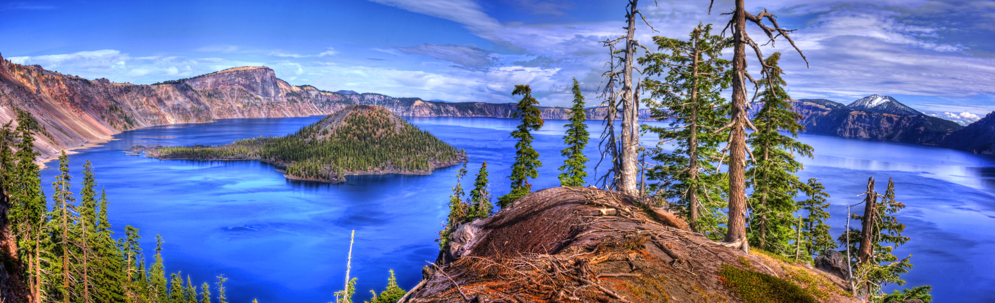 Photograph Crater Lake by Steve Lents on 500px