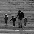 Family in Valletta