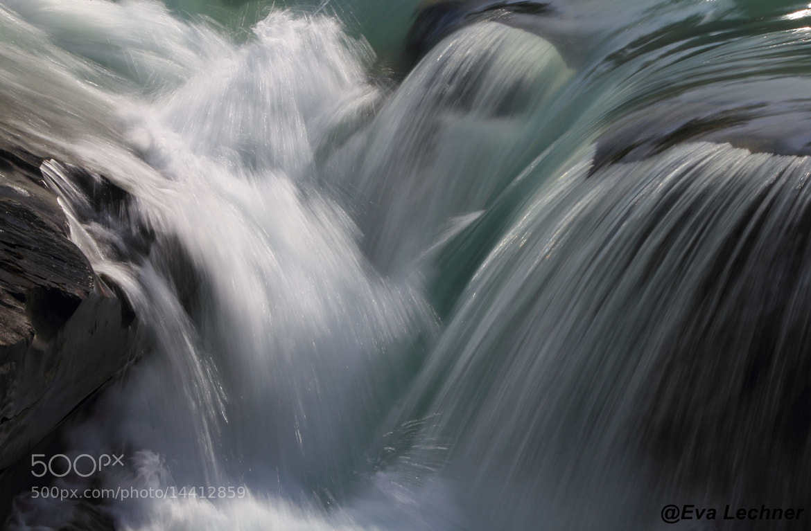 Photograph Rearguard Falls by Eva Lechner on 500px