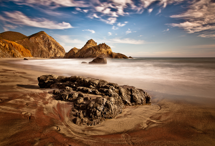 Photograph Purple Sands of Pfeiffer Beach (i) by Joseph Fronteras on 500px