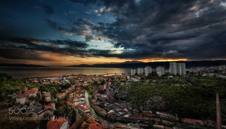 Photograph My town Rijeka- Croatia by Vasja Pinzovski on 500px