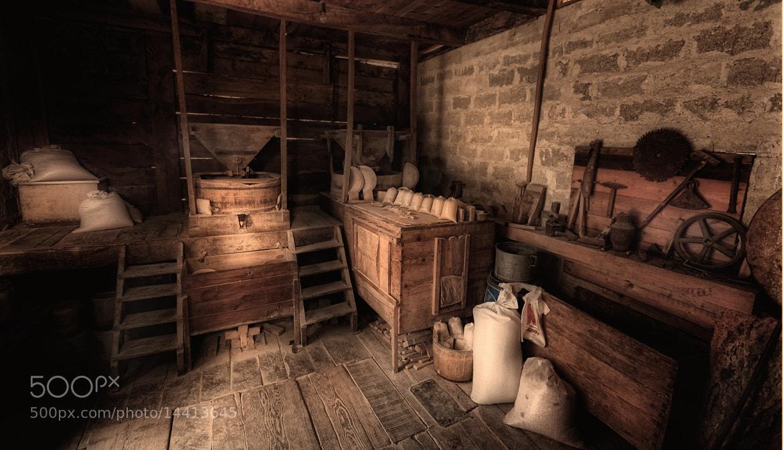 Photograph The Old Mill by Vasja Pinzovski on 500px
